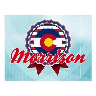 Morrison, CO Postcard