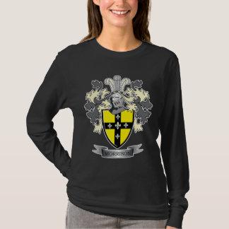 Morrison Family Crest Coat of Arms T-Shirt