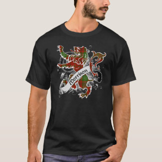 Morrison Tartan Lion T-Shirt