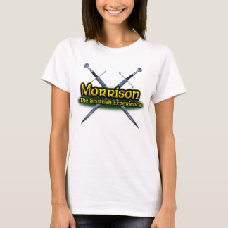 Morrison The Scottish Experience Clan T-Shirt