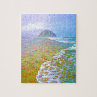 Morro Bay Painting Puzzle