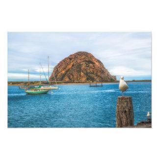 Morro Bay Photo Print