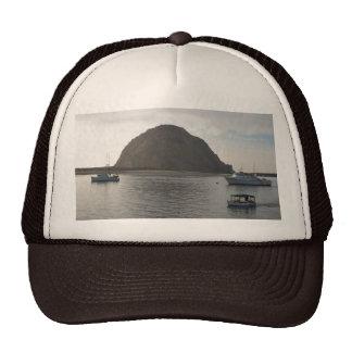 Morro Rock at Morro Bay, CA Trucker Hat