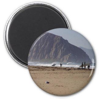 Morro Rock Beaches Surfers Magnet