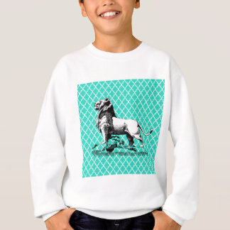 morrocco lion sweatshirt