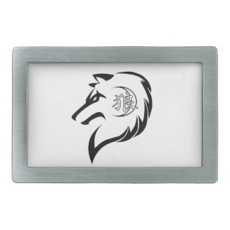 MORS Wolf Logo Belt Buckle