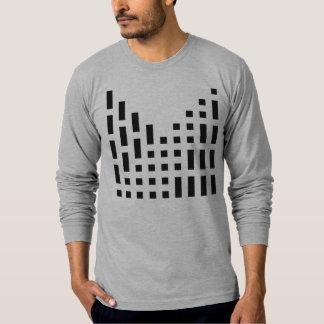 Morse Code Long Sleeve T-Shirt