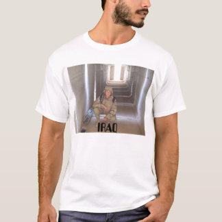 Mortaritaville to Happy Valley , IRAQ T-Shirt