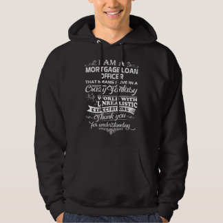 MORTGAGE LOAN OFFICER HOODIE