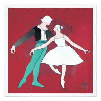 Mosaic art entitled 'Love' Card