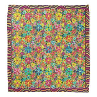 Mosaic bandana