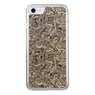 Mosaic Carved iPhone 8/7 Case