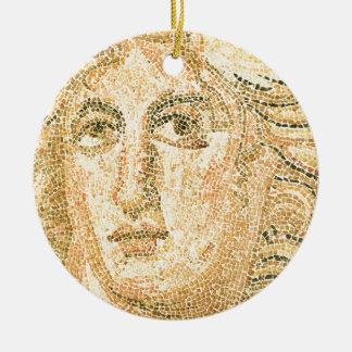 Mosaic Ceramic Ornament
