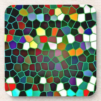 Mosaic Coasters x 6