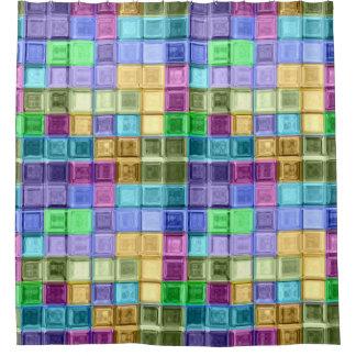 Mosaic Colorful Squares