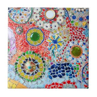 Mosaic creation tile