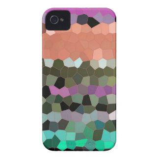 Mosaic Design iPhone 4 Case-Mate ID