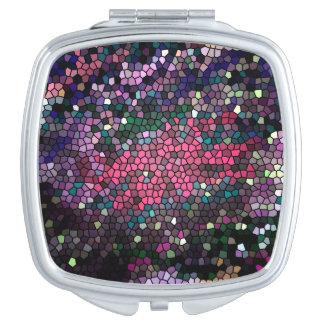 Mosaic Dragon Skin 2 - compact mirror