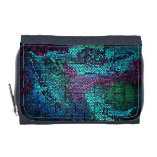 Mosaic Dragon Skin - wallet