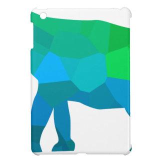 Mosaic Elephant 1 iPad Mini Case