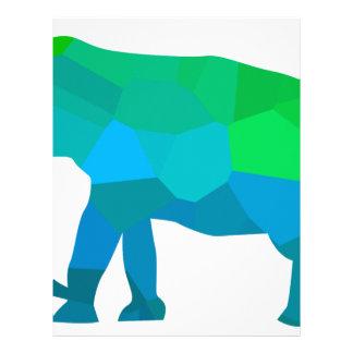 Mosaic Elephant 1 Letterhead
