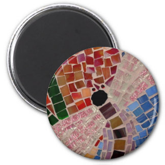 Mosaic Firefly Magnet