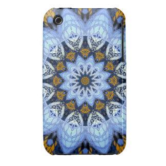 Mosaic Flower Case-Mate iPhone 3 Case