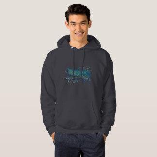 Mosaic hoodie (men's style)