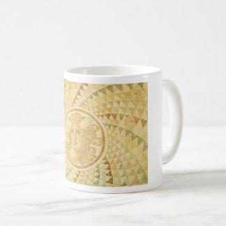 Mosaic in Athens, Greece Coffee Mug