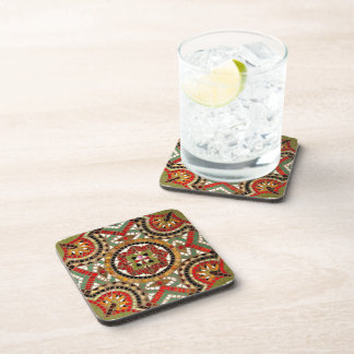 Mosaic Inlay Coaster