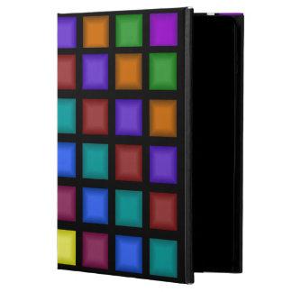 Mosaic iPad Air Case with No Kickstand