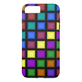 Mosaic iPhone 7 Plus, Tough Case