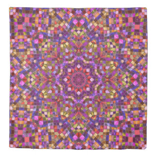 Mosaic Kaleidoscope     Duvet Covers