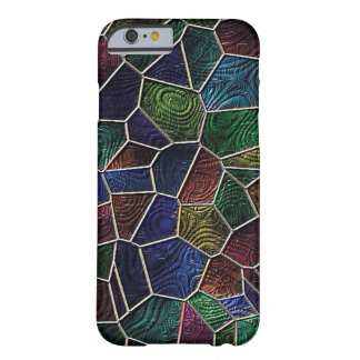 Mosaic Lora, multicolor Barely There iPhone 6 Case