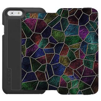 Mosaic Lora, multicolor Incipio Watson™ iPhone 6 Wallet Case
