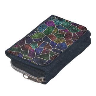 Mosaic Lora, multicolor Wallet