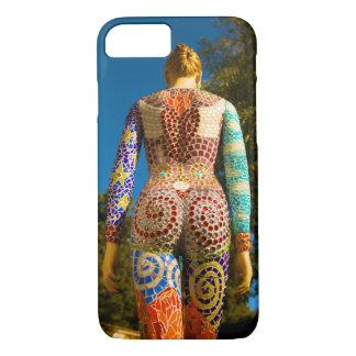 Mosaic Mannequin iPhone 7 Case