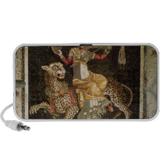 Mosaic of Dionysus riding a Leopard c.180 AD iPod Speaker