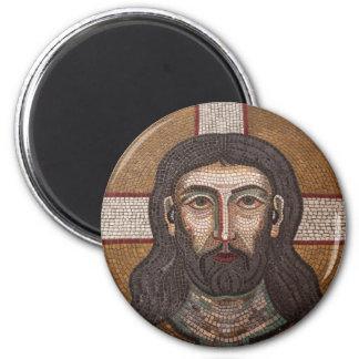 Mosaic Of Jesus Magnet