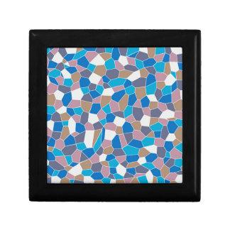 Mosaic Pattern Gift Box