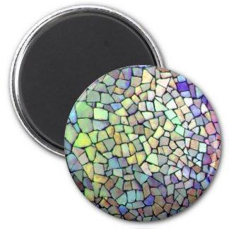 Mosaic Pattern Magnet