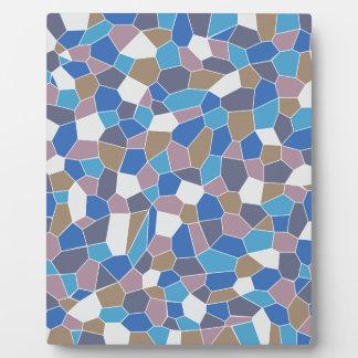 Mosaic Pattern Plaque