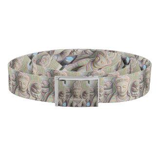 mosaic stone buddhas Thunder_Cove Belt
