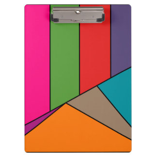 MOSAIC stripes triangles colored III + your ideas Clipboard