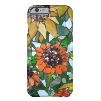 Mosaic Sunflowers Barely There iPhone 6 Case