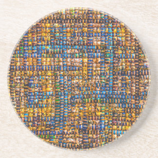 Mosaic Tapestry Coasters