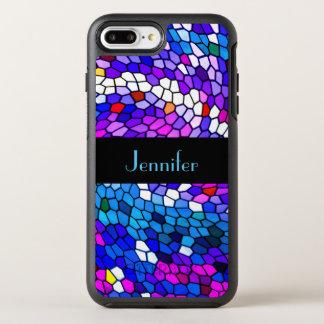 Mosaic Tile Pattern OtterBox iPhone 8/7 Plus Case