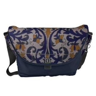 Mosaic Tiles Commuter Bags