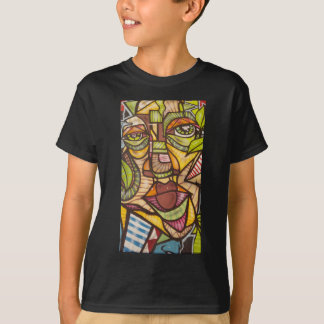 Mosaik face T-Shirt