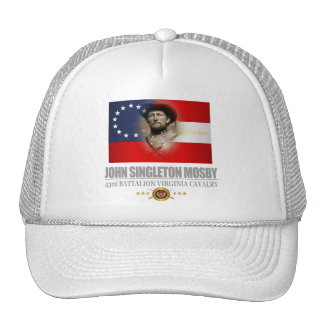 Mosby (Southern Patriot) Trucker Hat